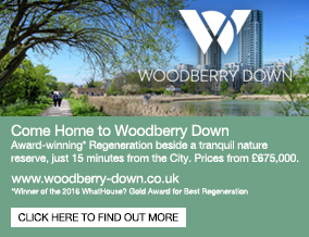 Get brand editions for Berkeley Homes (North East London) Ltd, Woodberry Down