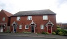 Terraced house in Paddock Way, Hinckley