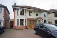 Coventry Road semi detached house for sale
