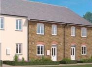 3 bed new home for sale in Bosillion Lane Grampound...