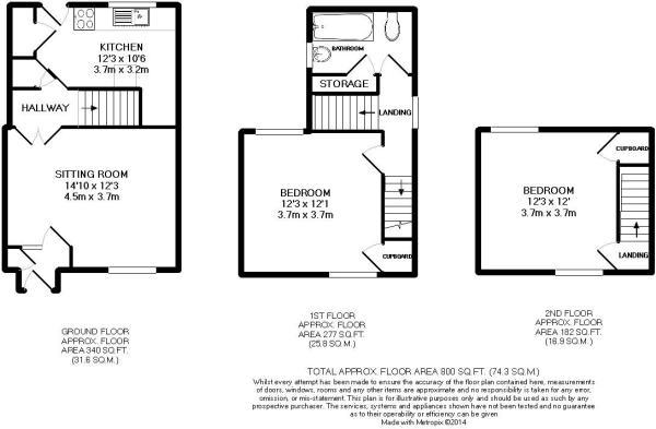 Floor Plan - 15 Tetb