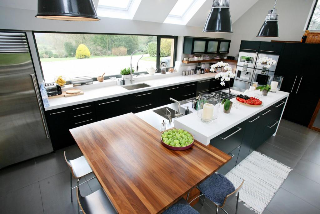 Roundhouse Kitchen