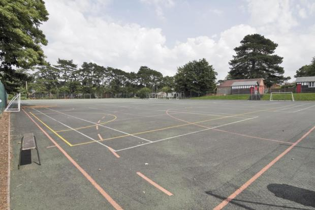 Junior Tennis Courts
