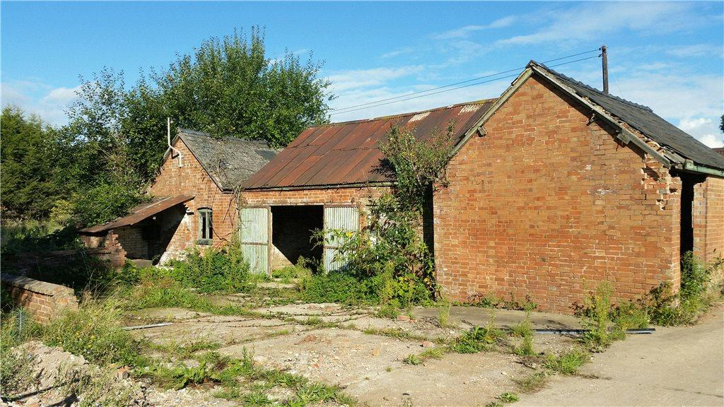 Dilapidated Building