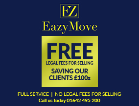 Get brand editions for Eazymove Estate Agents, Middlesbrough