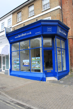 David Burr Estate Agents, Newmarketbranch details