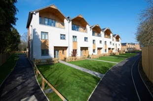 Graylingwell Park by Linden Homes, Connolly Way,