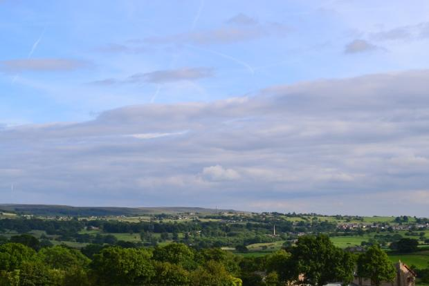 View over Brindle