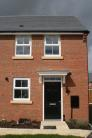 2 bed new house in Hunters Road Balderton...