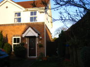 semi detached home in Hawthorne Road, Frodsham...
