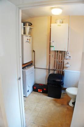 Downstairs WC / Util