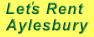 Lets Rent, Aylesbury logo