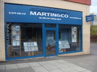 Martin & Co, Harlow - Lettings & Salesbranch details