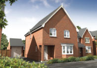 4 bed new property in Kimberley Road, Nuthall...