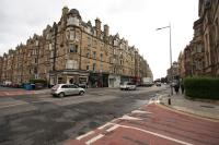 Flat in Bruntsfield Place...