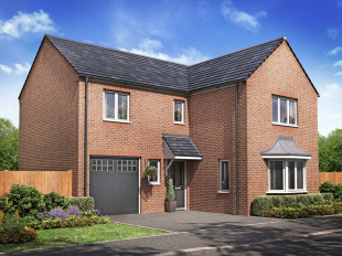 The Groves  by Taylor Wimpey, Hawarden Road,