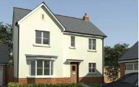 4 bed new house in Bryn Celyn, Llanharry...