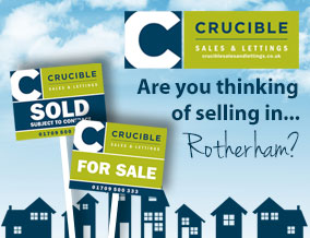 Get brand editions for Crucible Sales & Lettings, Rotherham, Wickersley