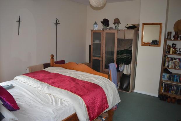 2nd Floor Bedroom...