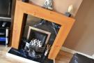 Fireplace S66 2XG