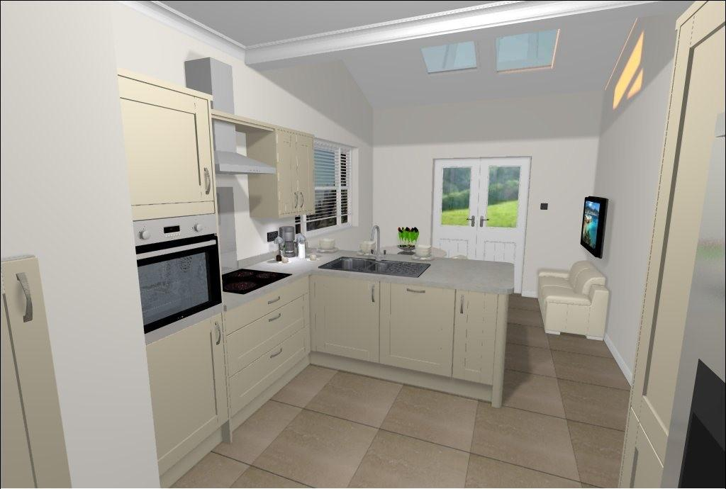 Proposed Kitchen ...