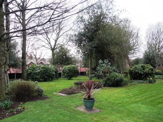 Communal Gardens ...