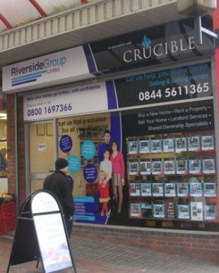 Crucible Homes Ltd, Rotherhambranch details