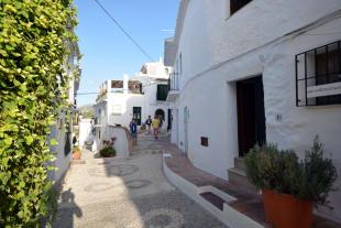 1 bedroom Village House in Frigiliana, M�laga...