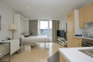 Studio apartment in Chelsea Bridge Wharf...