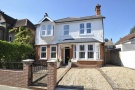 Detached property to rent in The Avenue, Bickley, Kent