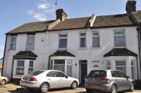 Terraced home for sale in Southlands Road, Bromley...