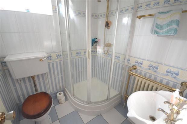 Cloaks & Shower Room