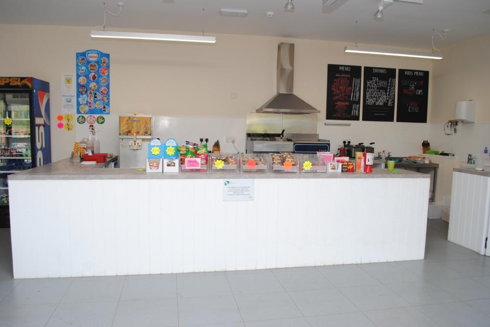 Harrow Lodge Park Cafe