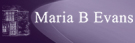 Maria B Evans Property Management Ltd, Parbold logo
