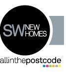 allinthepostcode.com, SW New Homes branch logo