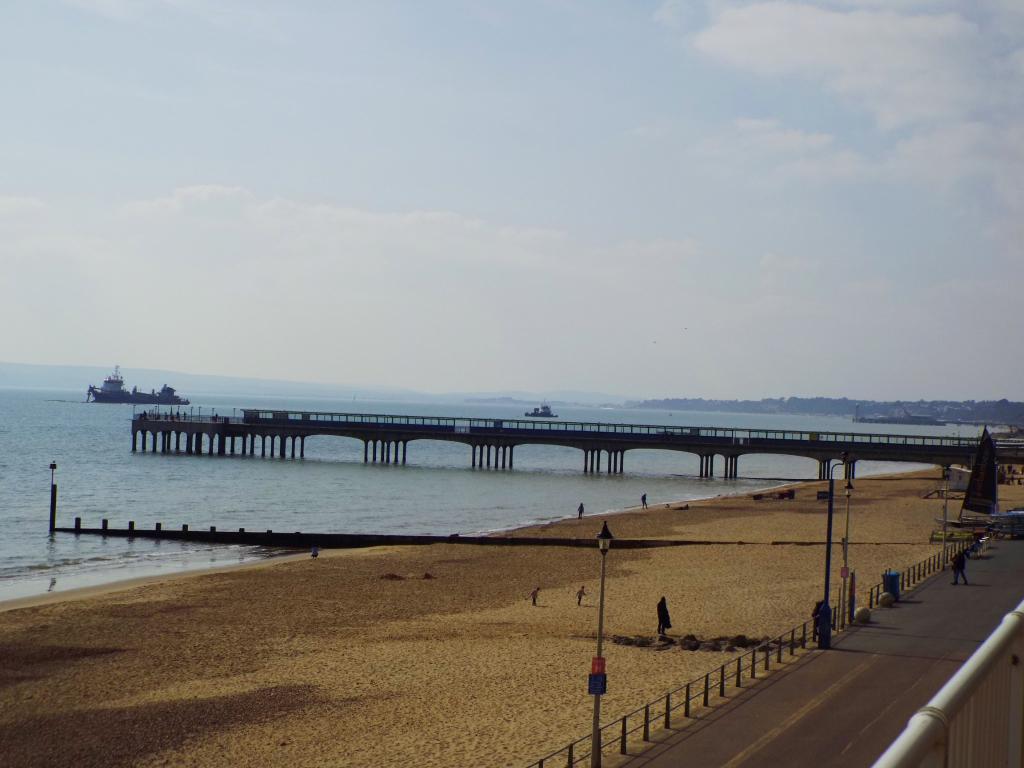 Boscome Pier