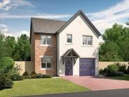4 bed new house for sale in Shotley Bridge, Consett...