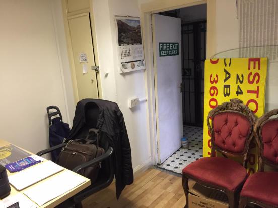 Mini Cab Office