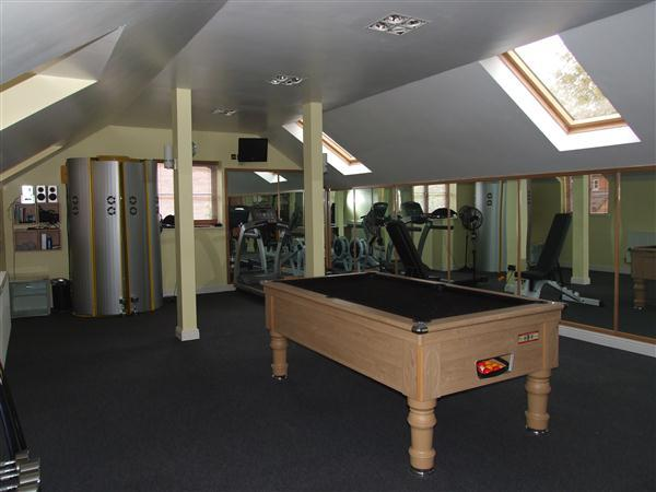 Gymnasium/Bedroom 5