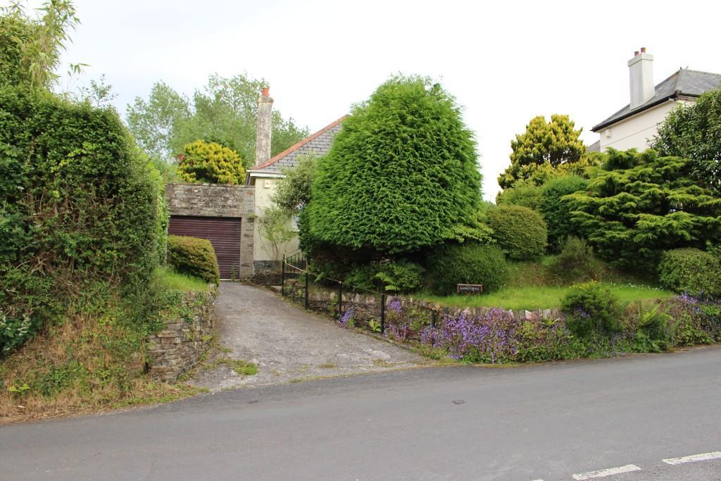 Roadside Entrance