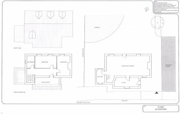 Floorplan - Current