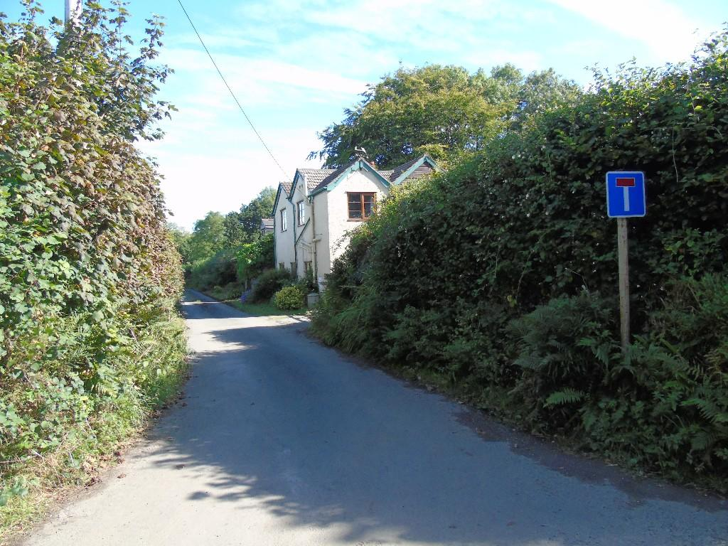 No-through Lane