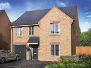 4 bed new property for sale in Stokesley Road...