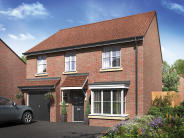 4 bedroom new house in Stokesley Road...