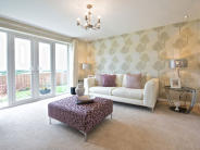 3 bed new property for sale in Upper Sheffield Road...