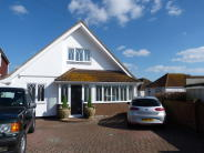 Detached home for sale in Walesbeech Road, Saltdean