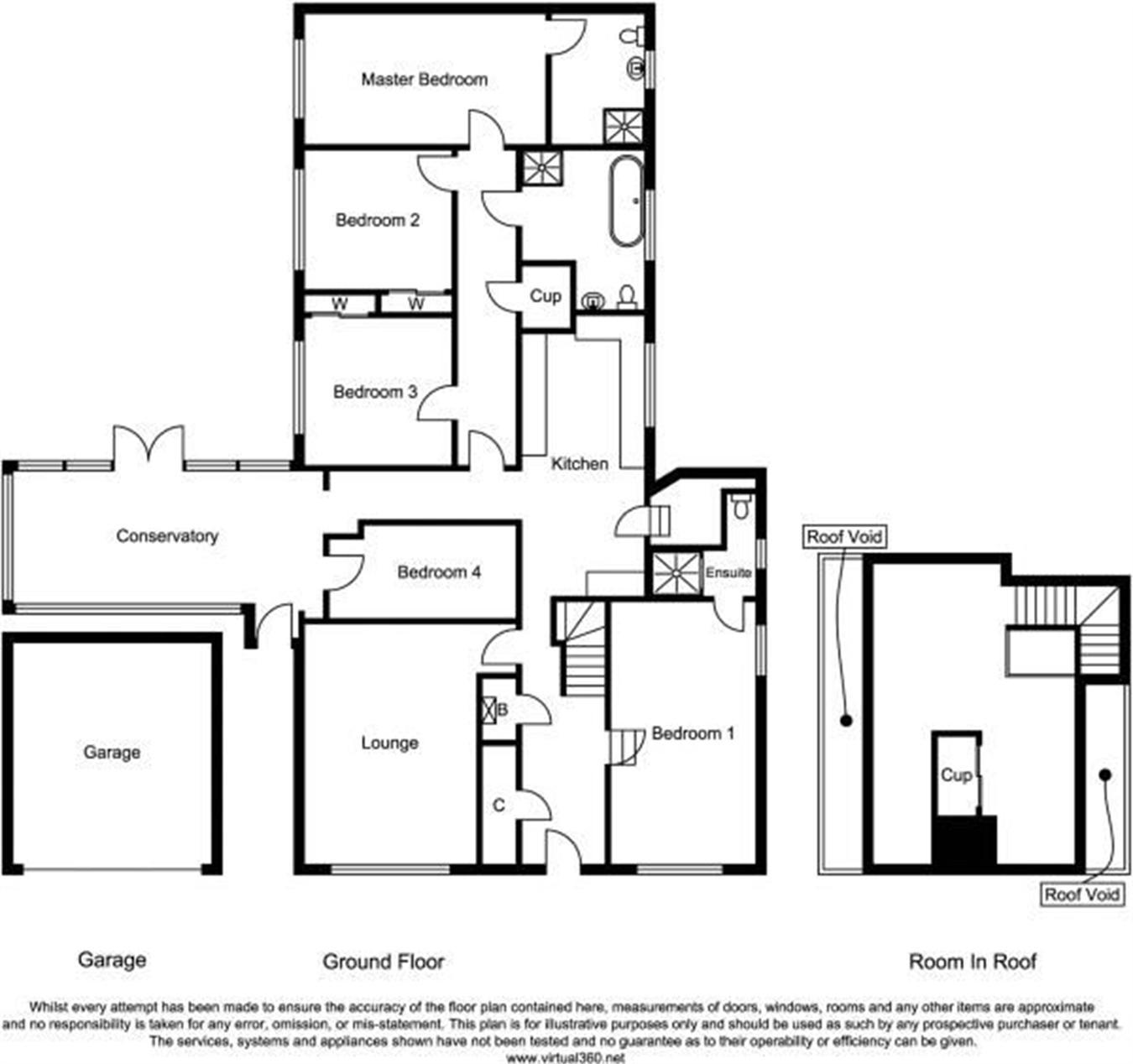 Wet rooms by qa shropshire - 4 Bedroom Detached Bungalow For Sale In Severn Drive Wellington Telford Shropshire Tf1