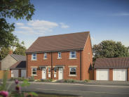 3 bed new house for sale in Soprano Way Off Leap...