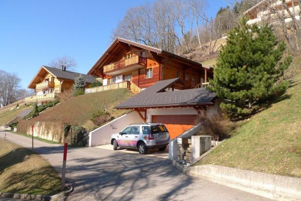 5 Bedroom Chalet For Sale In Vaud Villars Sur Ollon