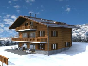 Apartment for sale in Les Diablerets, Vaud...